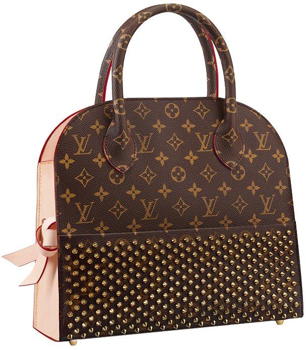 Christian-Louboutin-Monogram-Canvas-Shopping-Bag