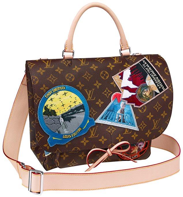 Cindy-Sherman-Monogram-Canvas-Camera-Messenger-Bag