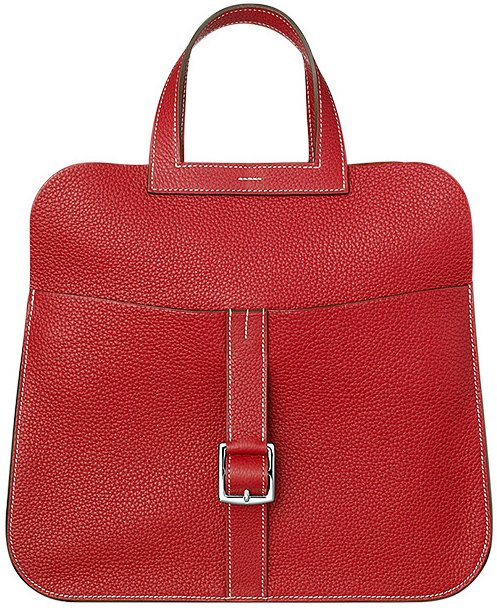 Hermes-Halzan-Bag-red