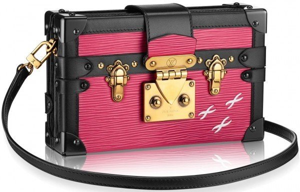 Louis-Vuitton-Epi-Petite-Malle-Pink