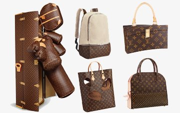 57ce0648f9a7 Louis Vuitton Monogram Iconoclasts Bag Collection