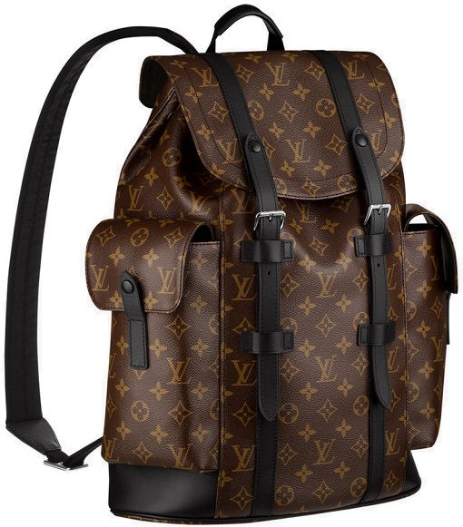 louis vuitton introducing new backpack collection bragmybag. Black Bedroom Furniture Sets. Home Design Ideas