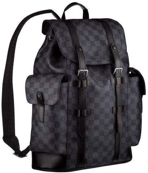 Louis Vuitton Introducing New Backpack Collection Bragmybag