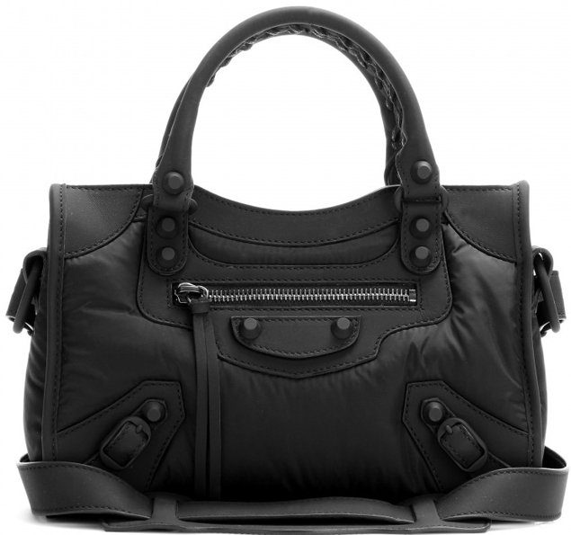 Balenciaga-Nylon-Mini-Classic-City-Bag-2