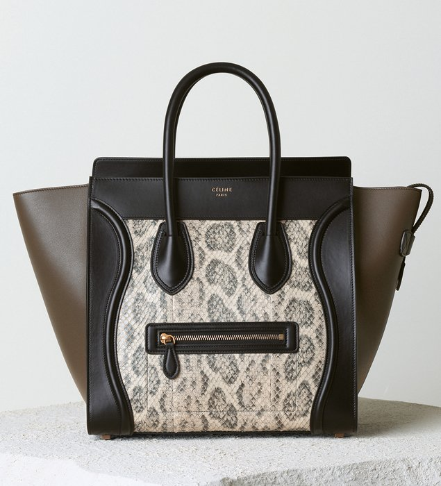 Celine Mini Luggage Tote For Winter 2014 Collection | Bragmybag