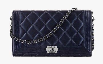 5a43bbc13d2d Chanel Boy Wallet On Chain | Bragmybag