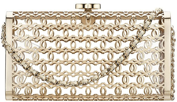 Chanel Clutch Bag 2015 Chanel cc Clutch Bag in