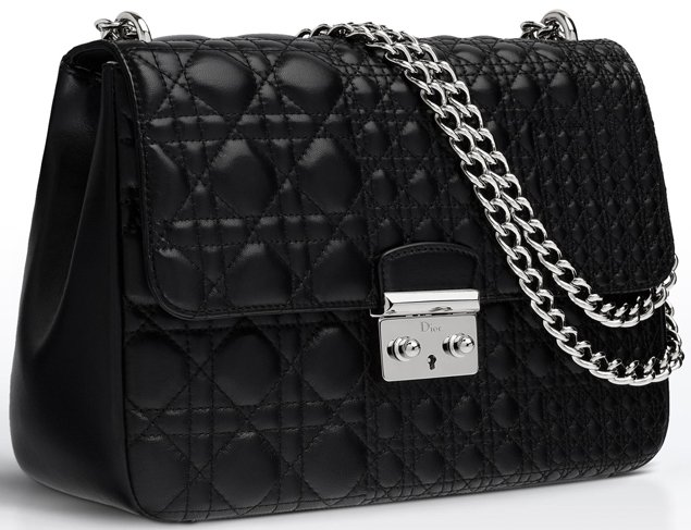 Miss-Dior-Black-Lambskin-Shoulder-Bag-2