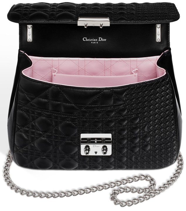 Miss-Dior-Black-Lambskin-Shoulder-Bag-3