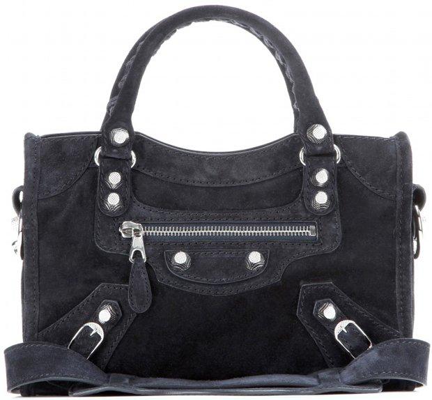 2c344562e4f0 Balenciaga-Giant-12-Mini-City-suede-shoulder-bag