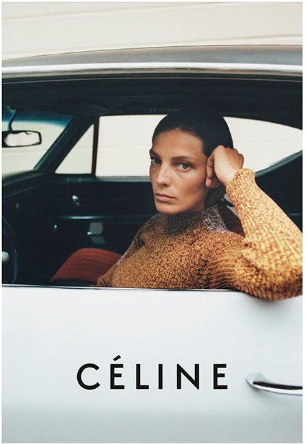 Celine Spring 2015 Ad Campaign Featuring The New Ring Bag | Bragmybag