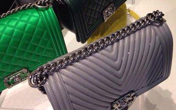 f1a71d93ef84 The Latest Chanel Boy Bags – Bragmybag