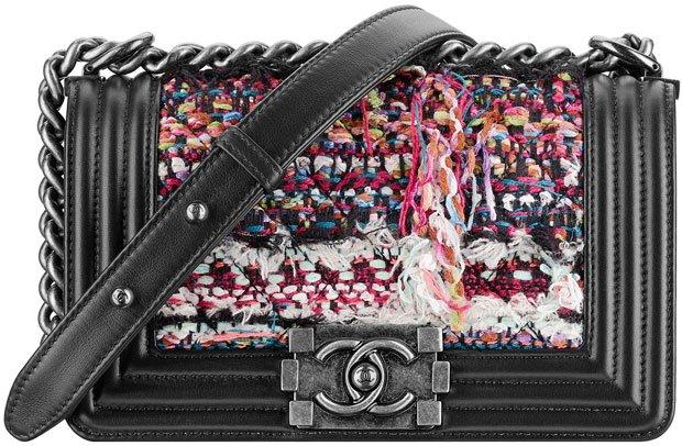 Chanel-Cruise-2015-Boy-Bag-Collection
