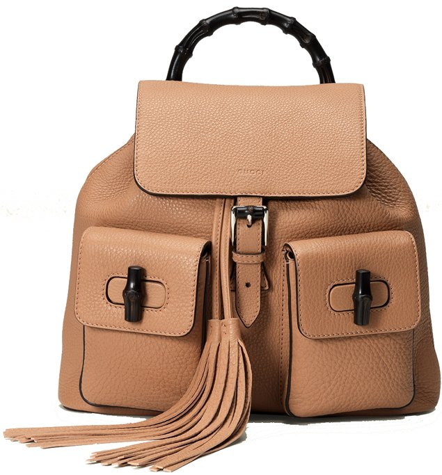 Gucci-Bamboo-Backpack