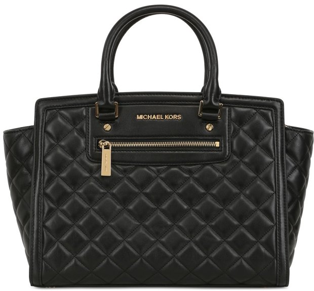 Micheal-Micheal-Kors-Selma-Quilted-Tote