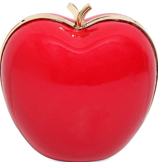 Red-Valentino-Apple-Clutch