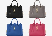 yves saint laurent baby cabas bag