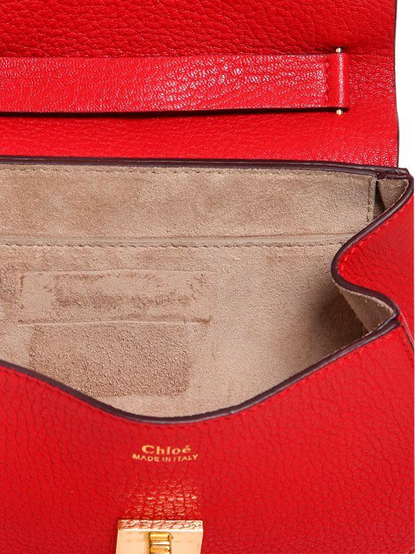 Chloe Mini Drew Shoulder Bag | Bragmybag
