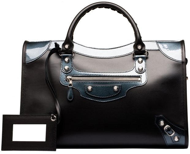 Balenciaga Holiday Collection Giant Mini City Bag