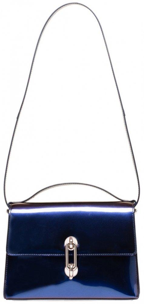 Balenciaga-Maillon-Mini-Trapeze-Bag
