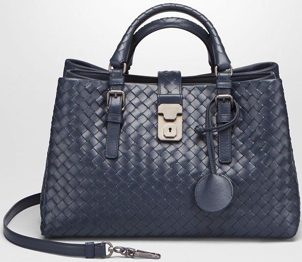 Bottega Veneta Intrecciato Roma Bag | Bragmybag Chanel Flap Bag 2014