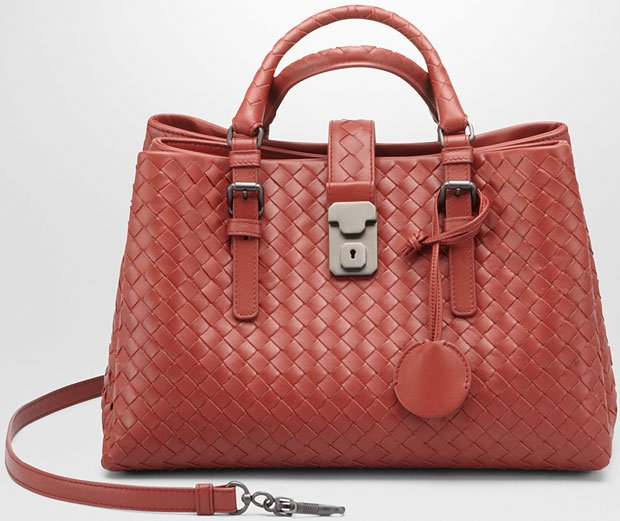 8d566dfd26 Bottega-Veneta-Intrecciato-Roma-Bag-Orange