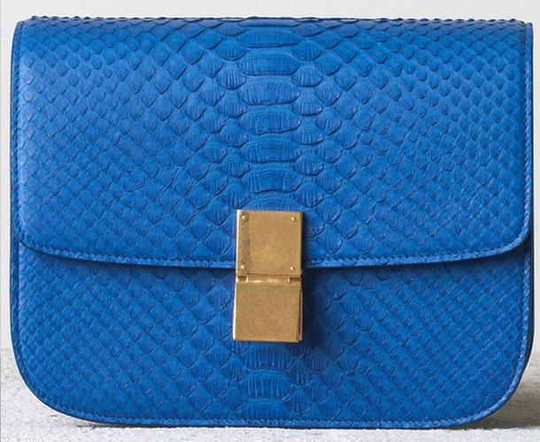celine classic leather bag price