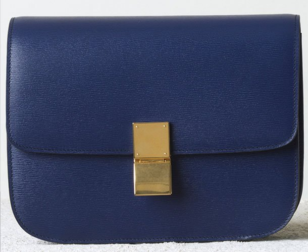 celine bag authentic - Celine Classic Box Bag For Fall Winter 2014 Collection | Bragmybag