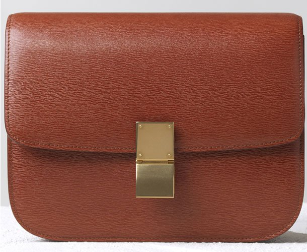 Celine Classic Box Bag For Fall Winter 2014 Collection | Bragmybag