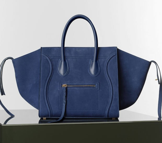 Celine Luggage Phantom Bag From Fall Winter 2014 Collection ...