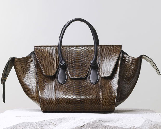 celine cabas phantom bag - Celine Tie Bag From Fall Winter 2014 Collection | Bragmybag