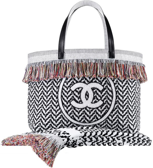 Chanel-Beachwear-Bag
