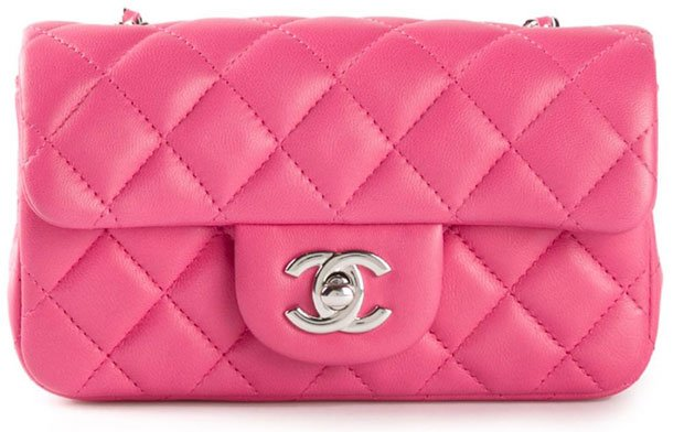 Spring 2017 fashion colors - Your Chanel Bag Is Worth More Than You Think Bragmybag