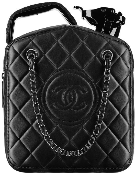 Chanel-Jerrycan