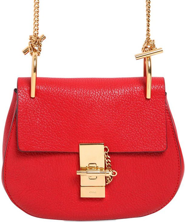 Chloe Mini Drew Shoulder Bag | Bragmybag