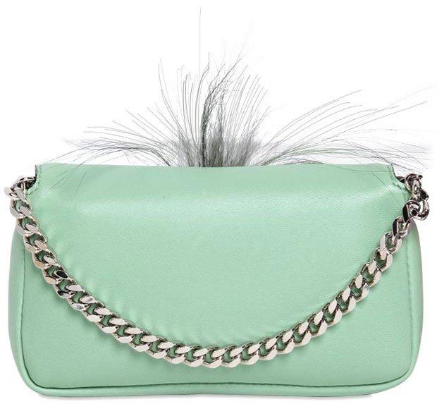 Fendi Monster Bag Green