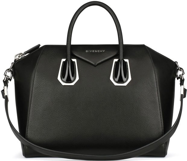 Givenchy-Antigona-medium-bag-in-grained-leather-and-plexi-details