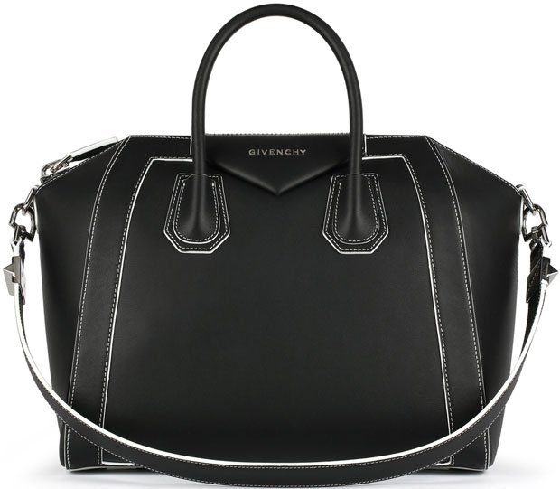 Givenchy-Antigona-medium-bag-in-smooth-leather-and-contrasted-details