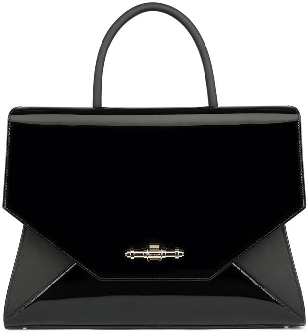 Givenchy-Obsedia-medium-flap-bag-in-mat-and-shiny-leather