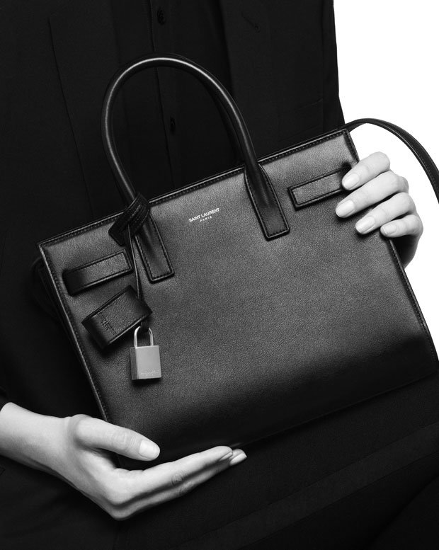 ysl leather bag - Saint Laurent Nano Sac de Jour Tote | Bragmybag