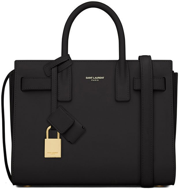 Saint-Laurent-Nano-Sac-de-Jour-Tote