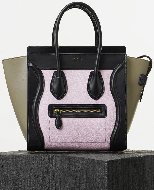 1528b55c7648 Celine Summer 2015 Classic Bag Collection | Bragmybag