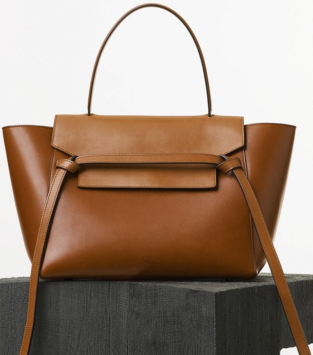 Celine-Mini-Belt-Bag-in-Tan-Natural-Calfskin