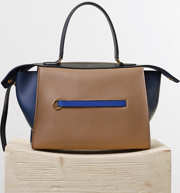 Celine-Small-Ring-Bag-in-Taupe-Smooth-Calfskin