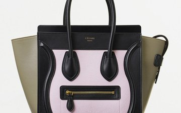 281df40507 Celine Summer 2015 Classic Bag Collection
