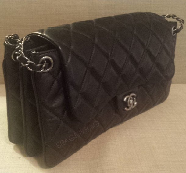 9d783ba99771 Chanel accordion flap bag bragmybag jpg 610x567 Chanel accordion