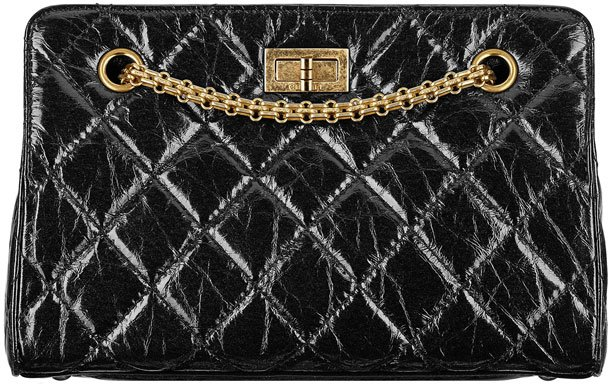 Chanel-Black-2.55-Reissue-Small-Shopping-Bag