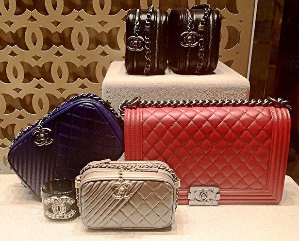 Chanel Coco Boy Camera Bag Bragmybag