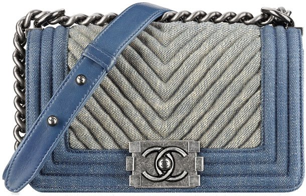 Chanel-Denim-Chevron-Boy-Flap-Bag