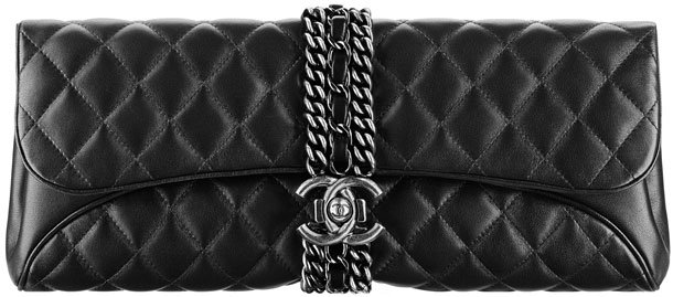 Chanel-Evening-Clutch-with-Chain-Bag